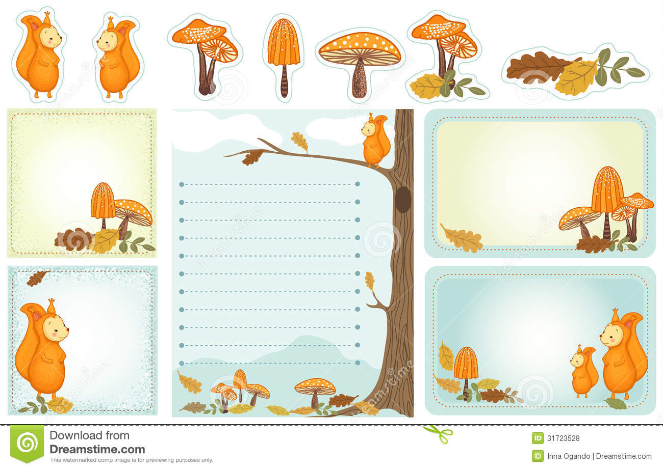 Displaying 20> Images For - Woodland Animals Clip Art...