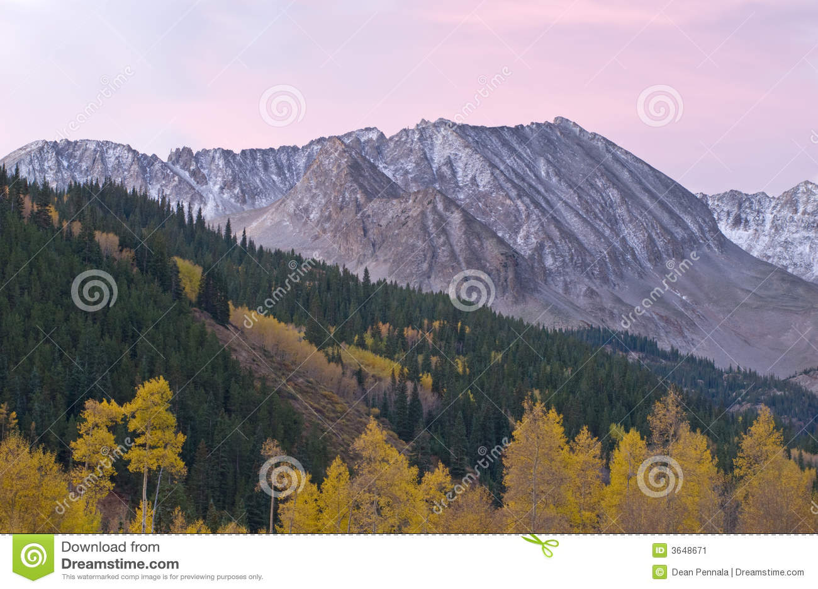 Autunno Aspen, Colorado