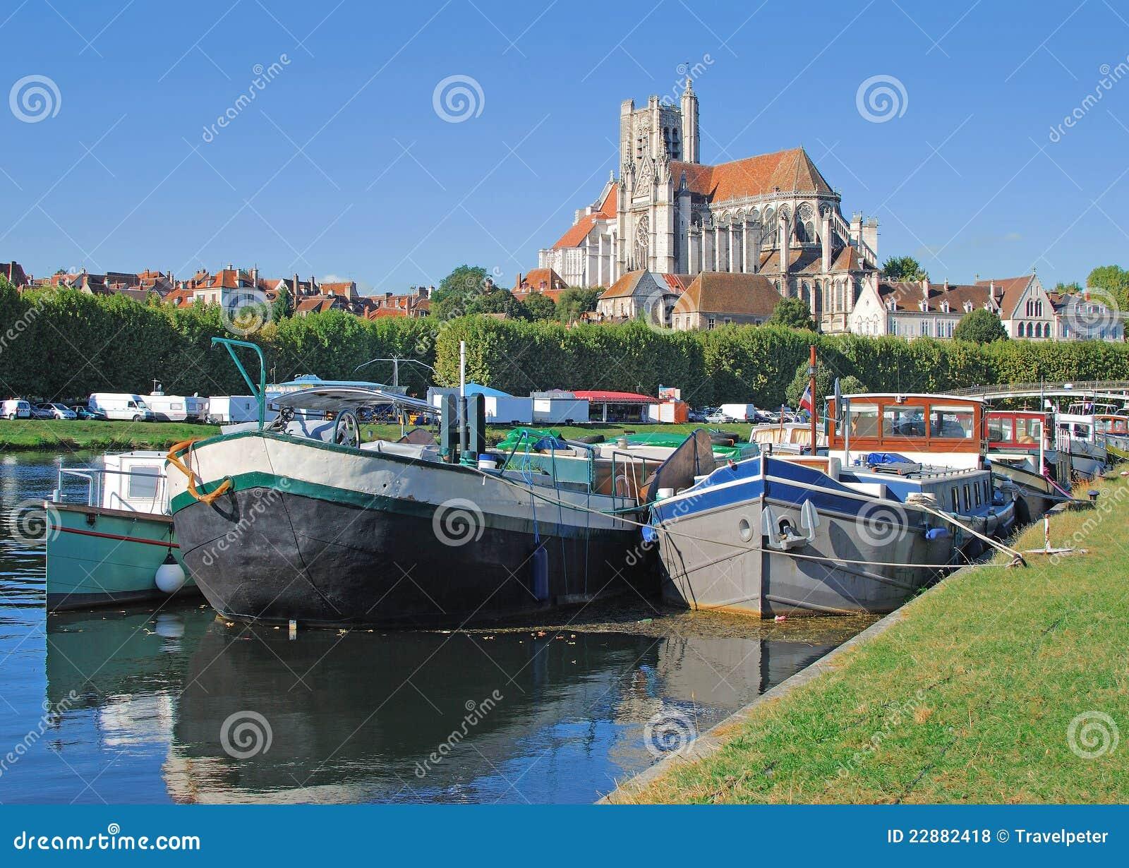 Auxerre, Borgogna, Francia
