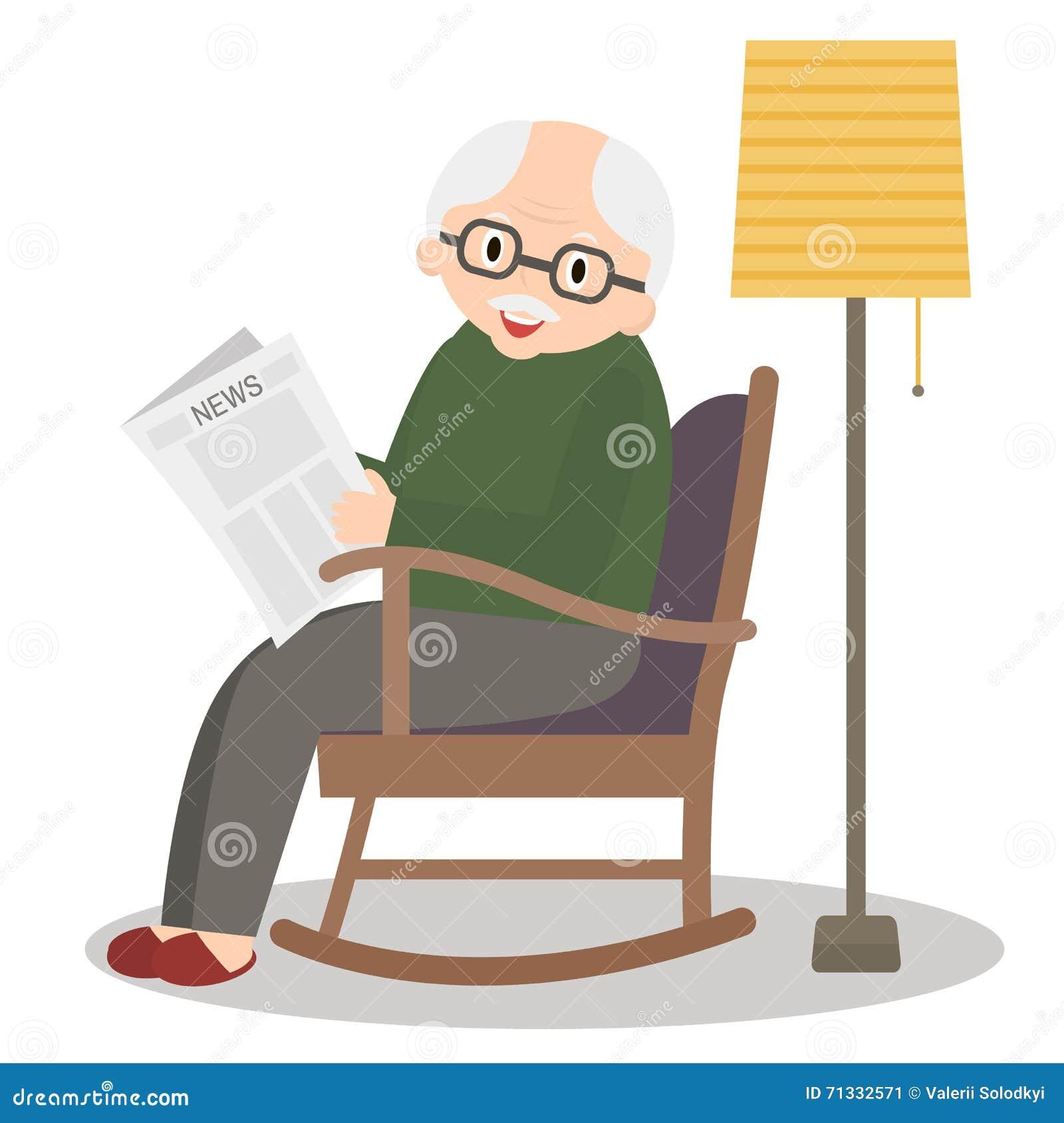 Resultado de imagem para pessoa na cadeira de balanço