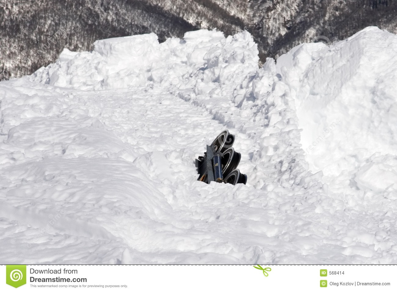 After avalanche