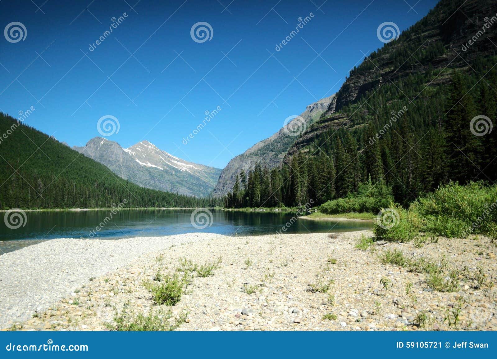 Avalanche湖