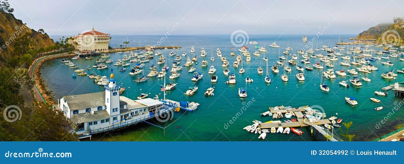 Avalon, Catalina wyspa