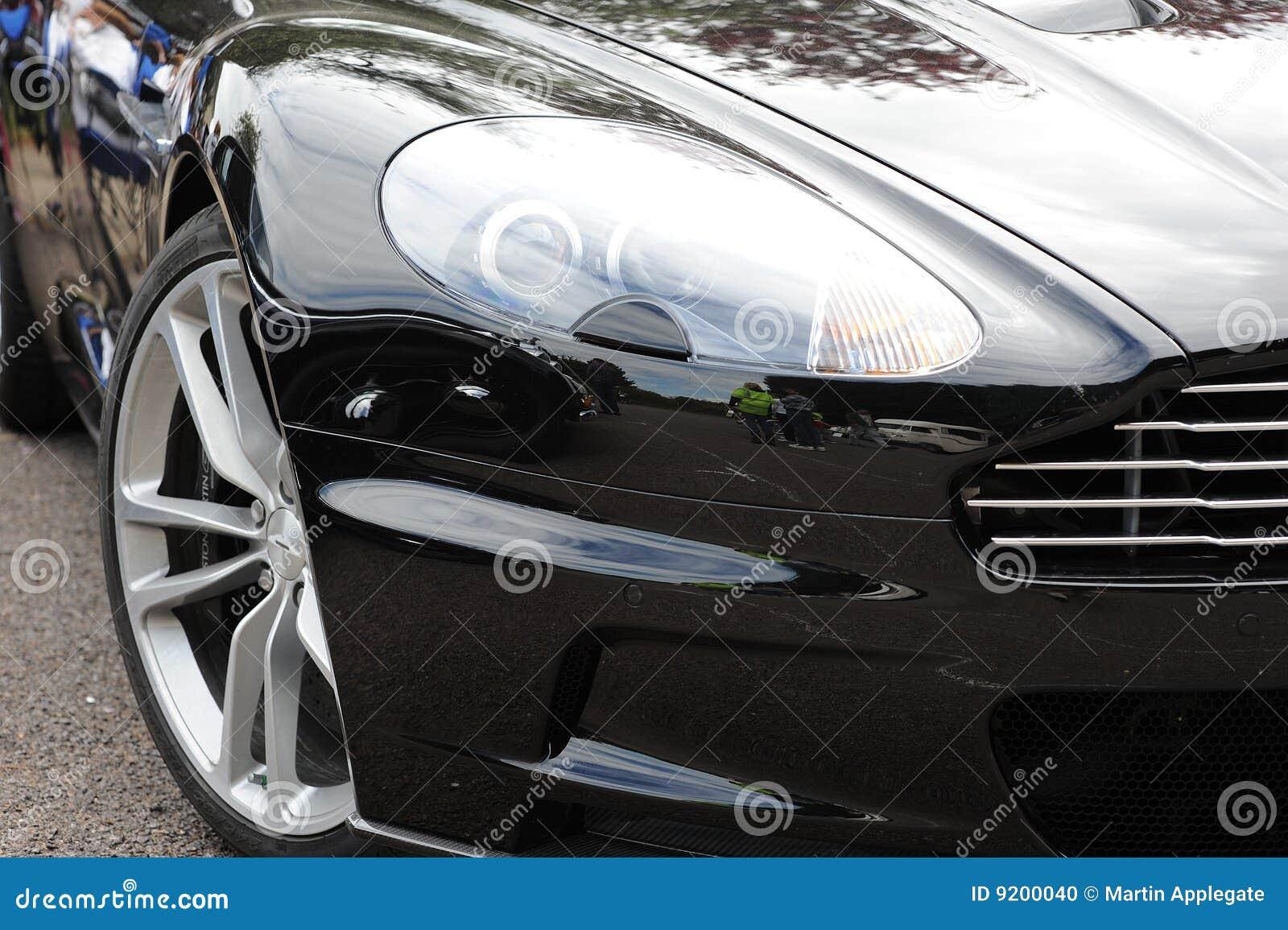 Avant de beau véhicule de luxe