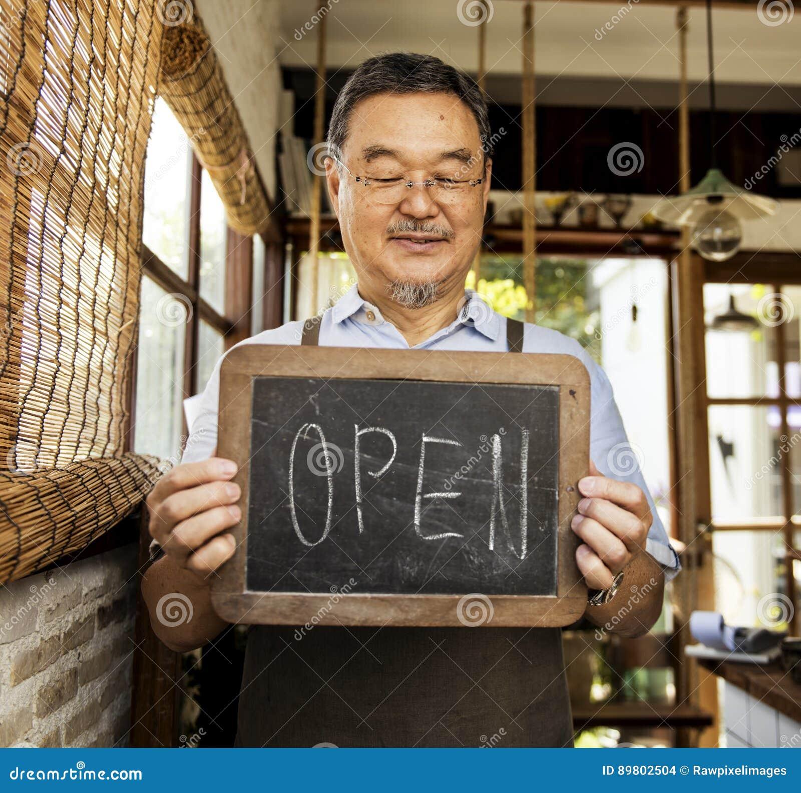 Avant de vente au détail d avis d accueil de vente au détail d atelier ouvert de café