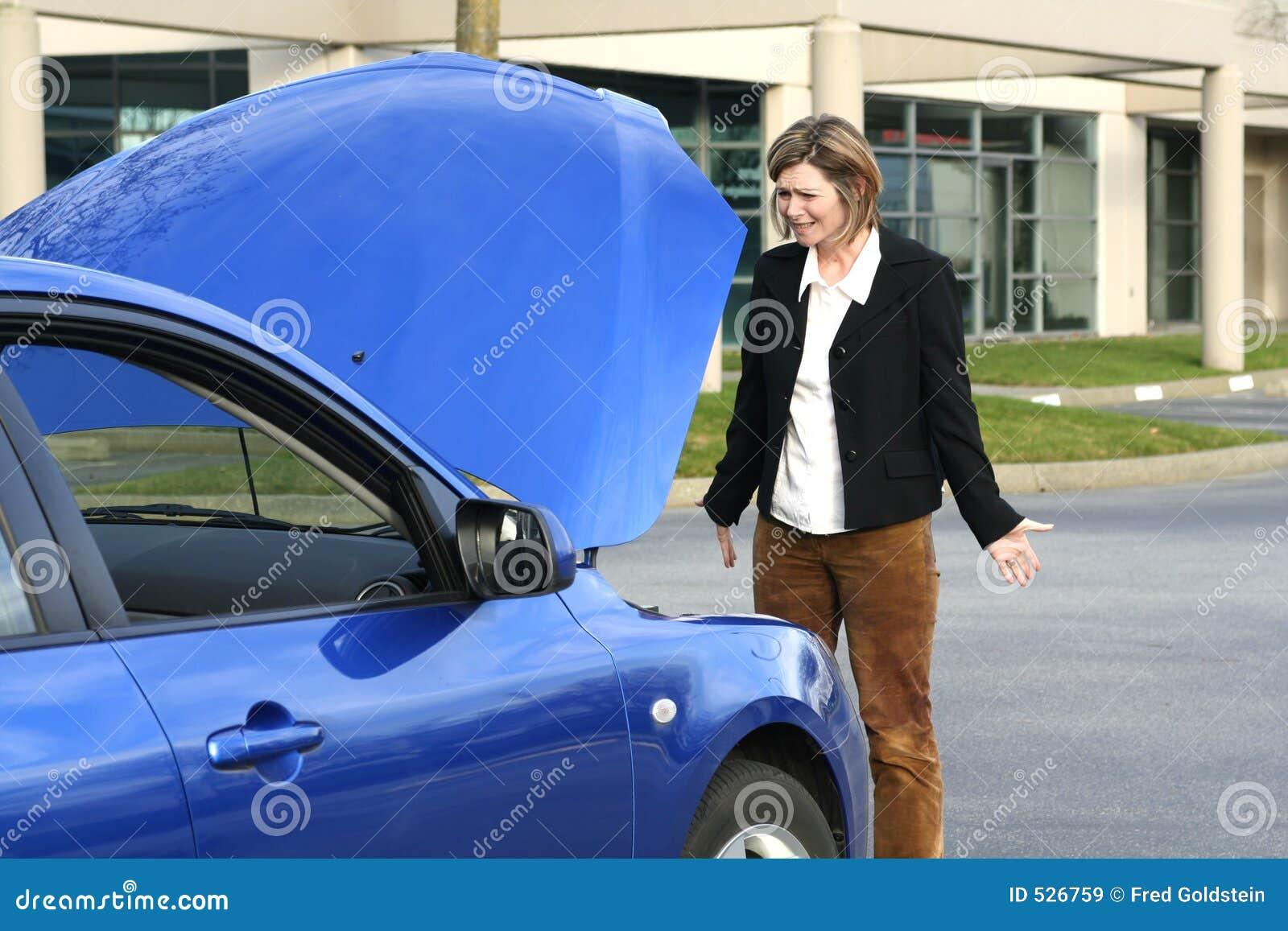 Avaria do carro