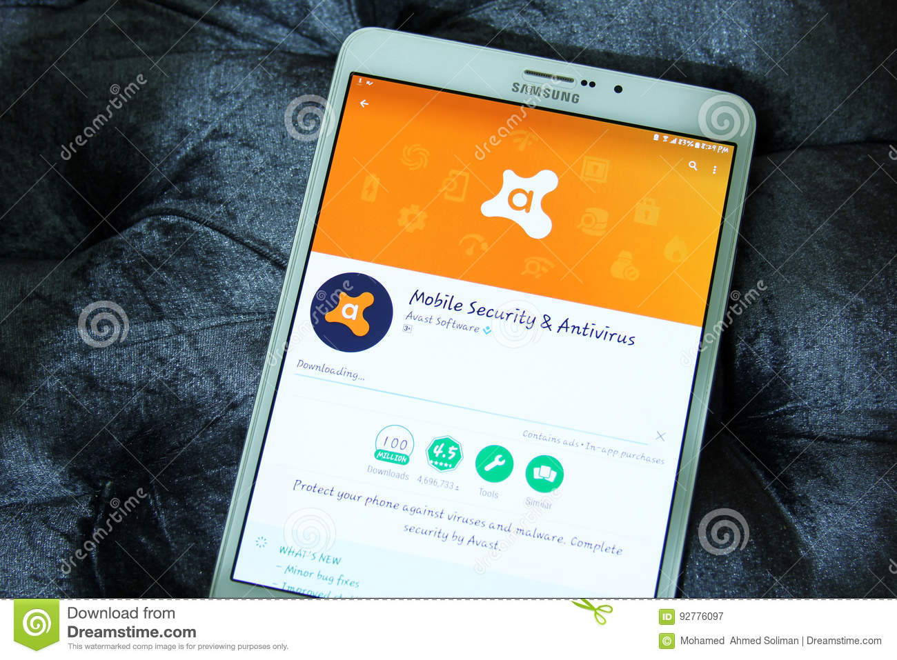 avast mobile security 2018 - antivirus & app lock apk