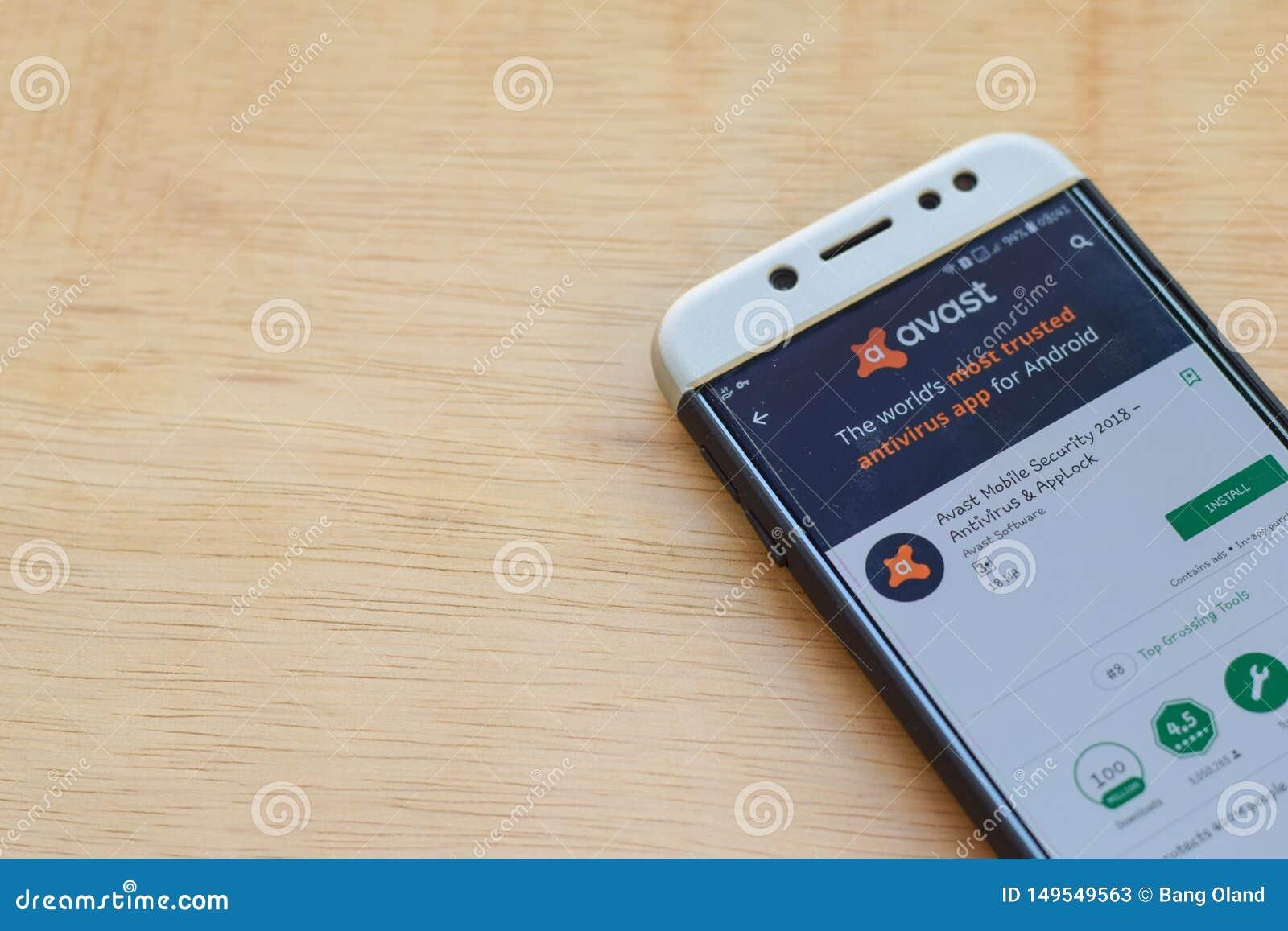 Avast mobile security dev 2018 zastosowanie na Smartphone ekranie Antivirus & Applock jesteśmy freeware przeglądarką internetową