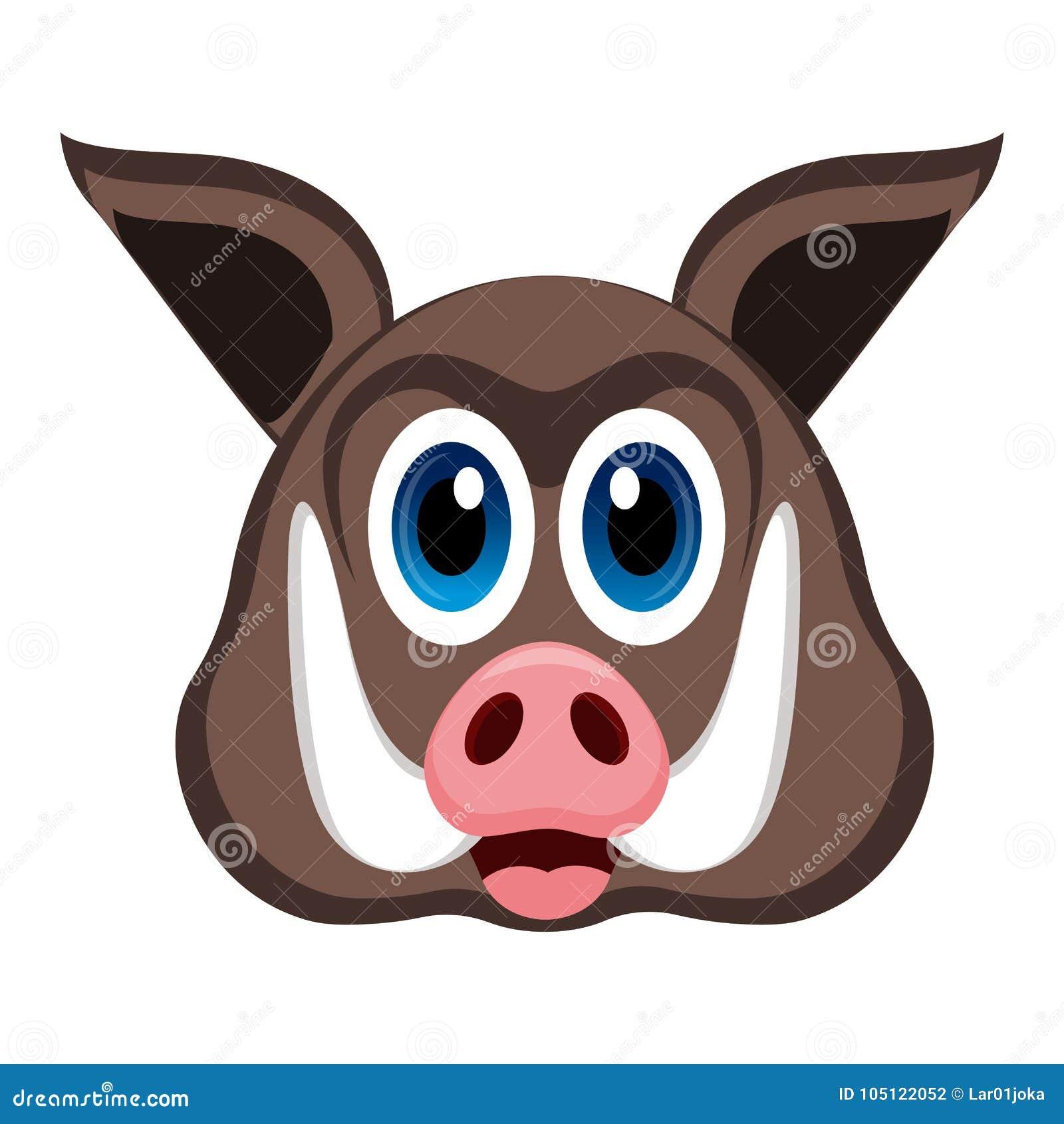 Avatar d un porc sauvage