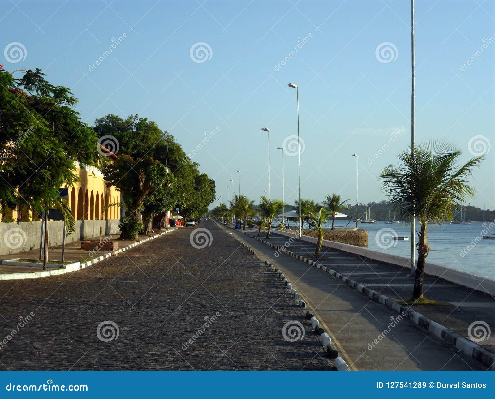 Avatar 25 oktober som lokaliseras i Itaparica, Bahia, Brasilien