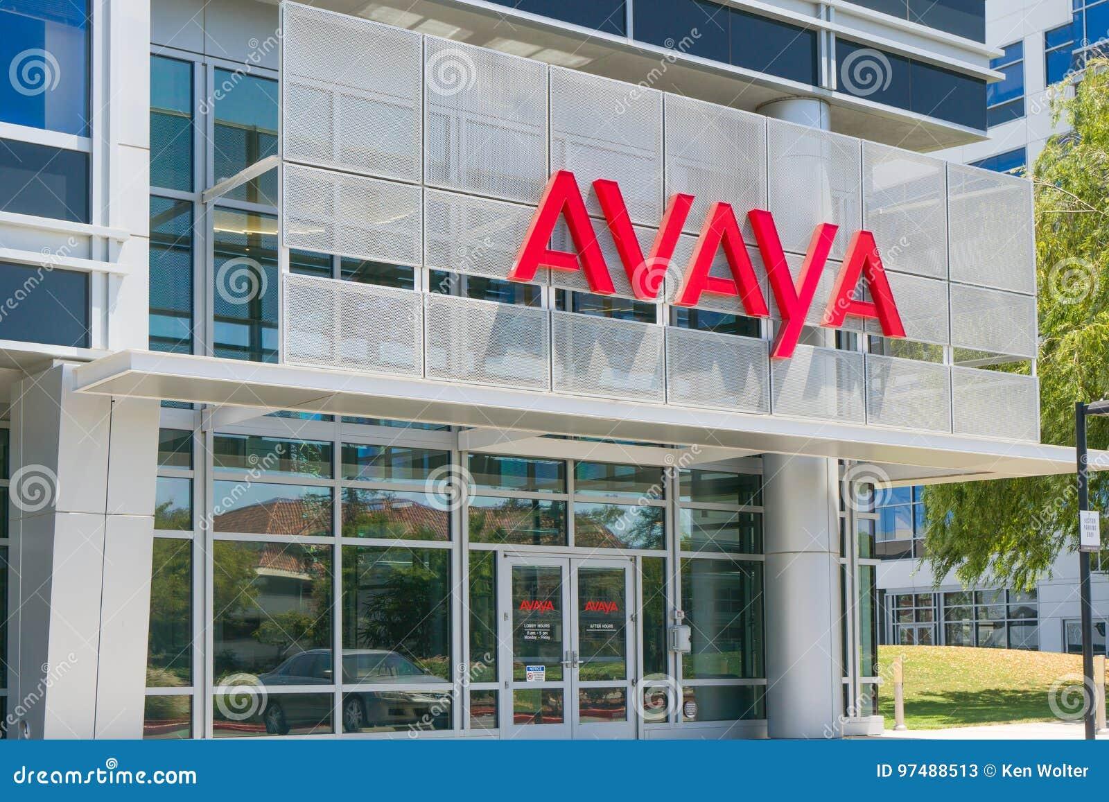 Avaya Corporate Headquarters Building
