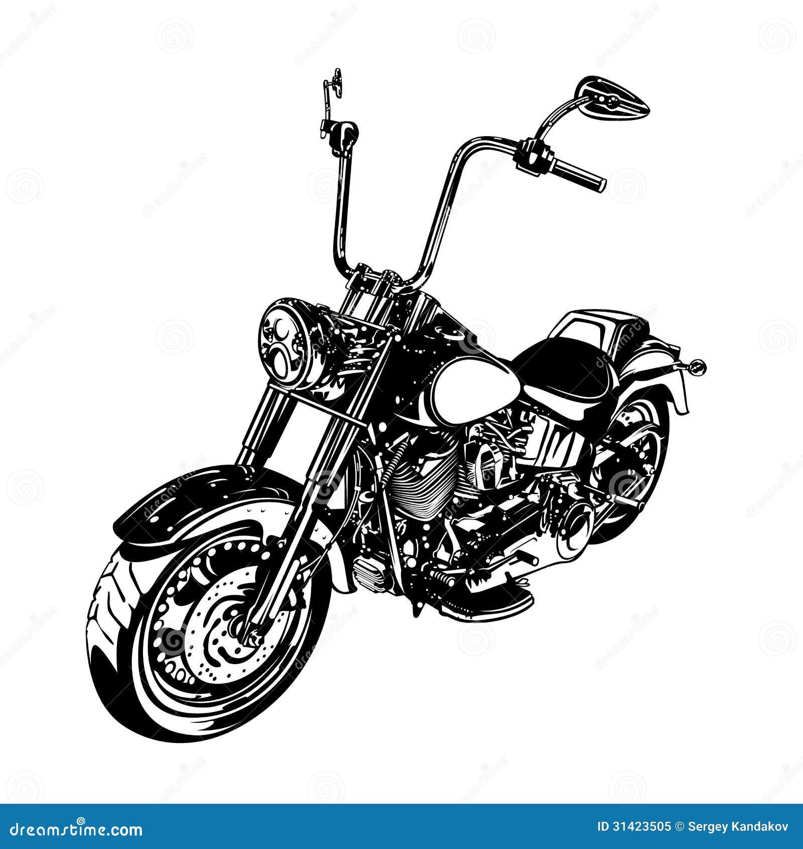 Avbrytare skräddarsy motorcykel