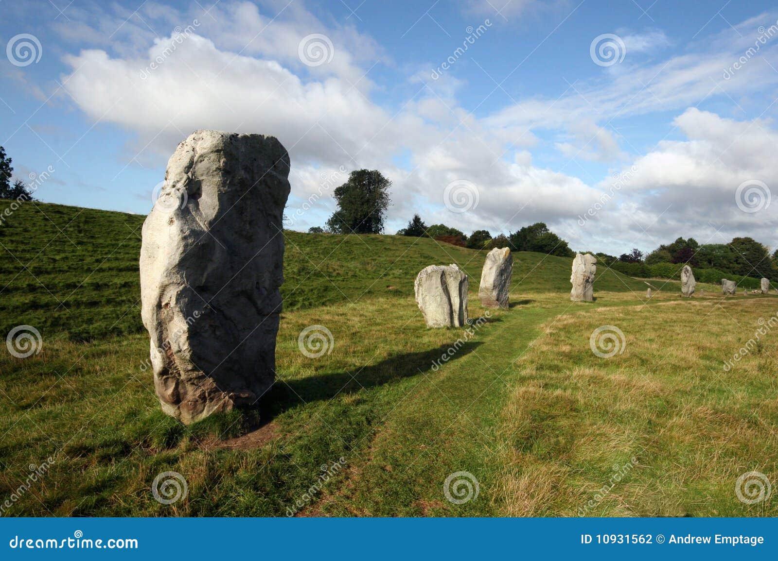 Avebury камень круга