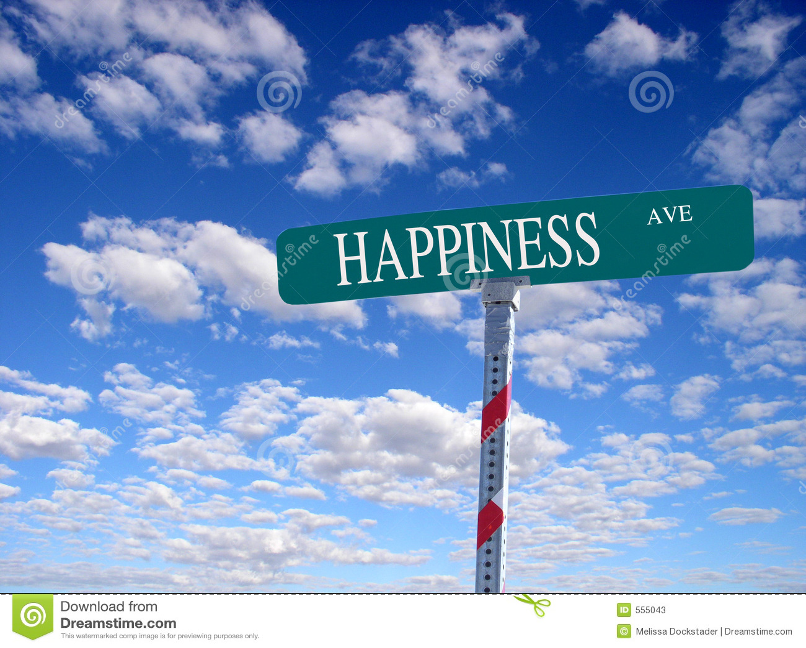 ?Avenida de la felicidad?