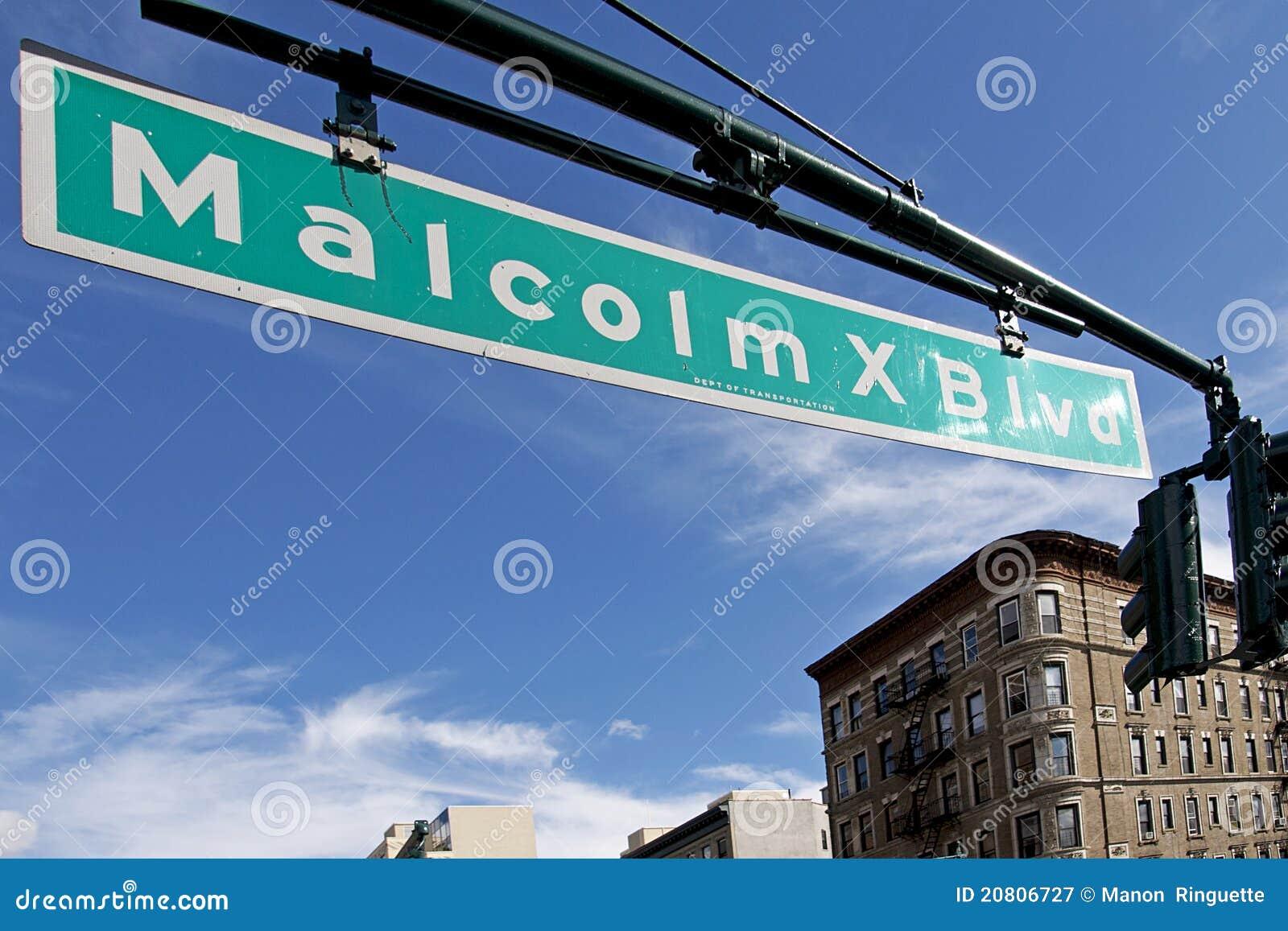 Avenida de Malcolm X, Harlem