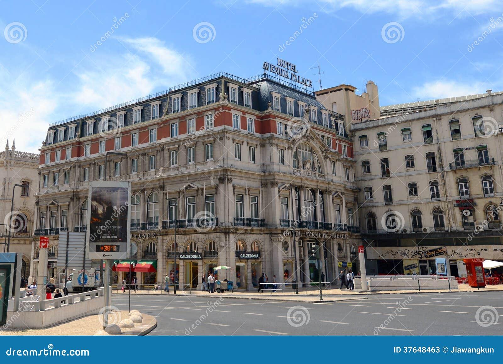 Palace Hotel Lissabon