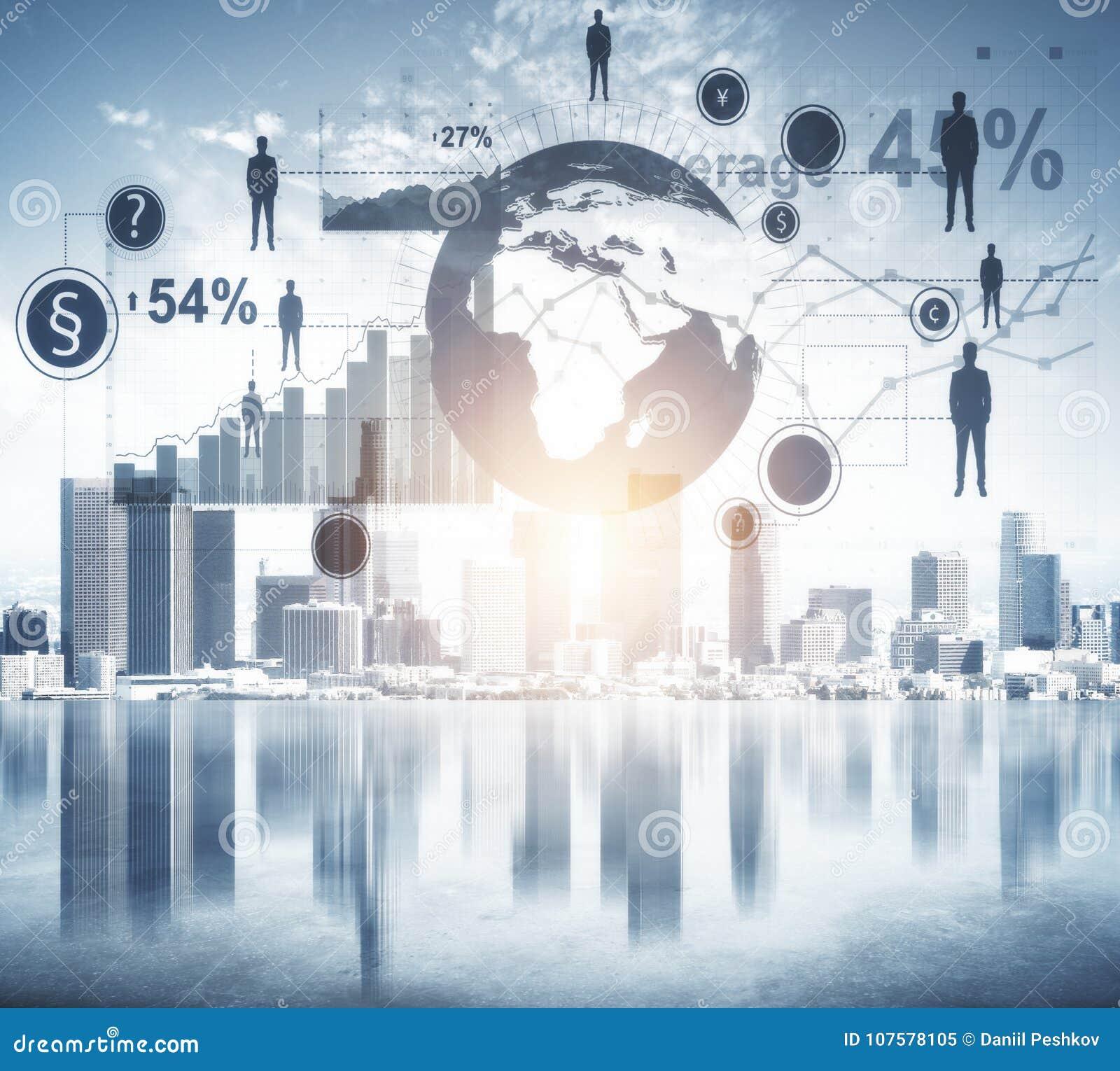 Avenir, media et concept d innovation