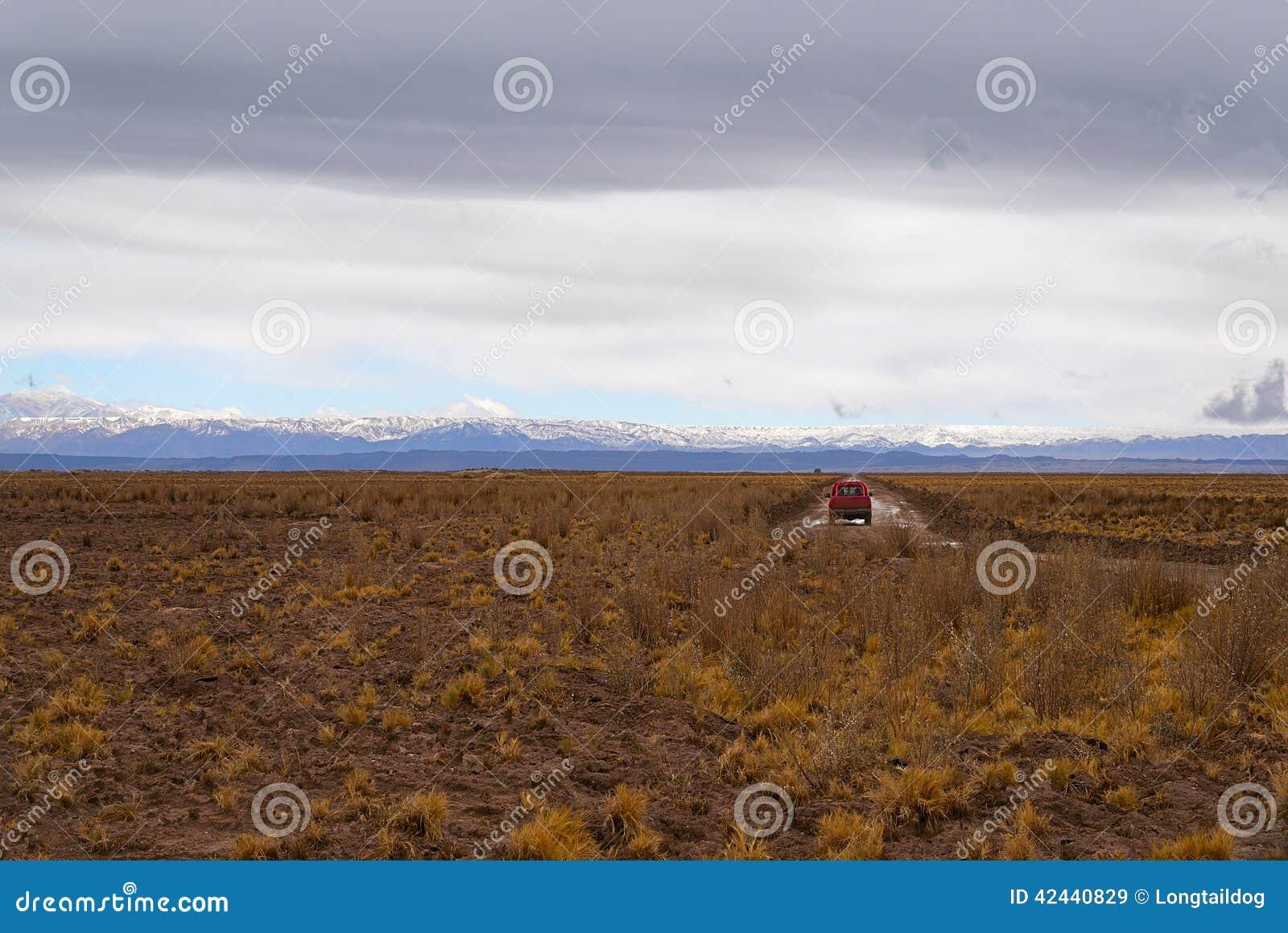 Aventura campo a través en el desierto de Atacama