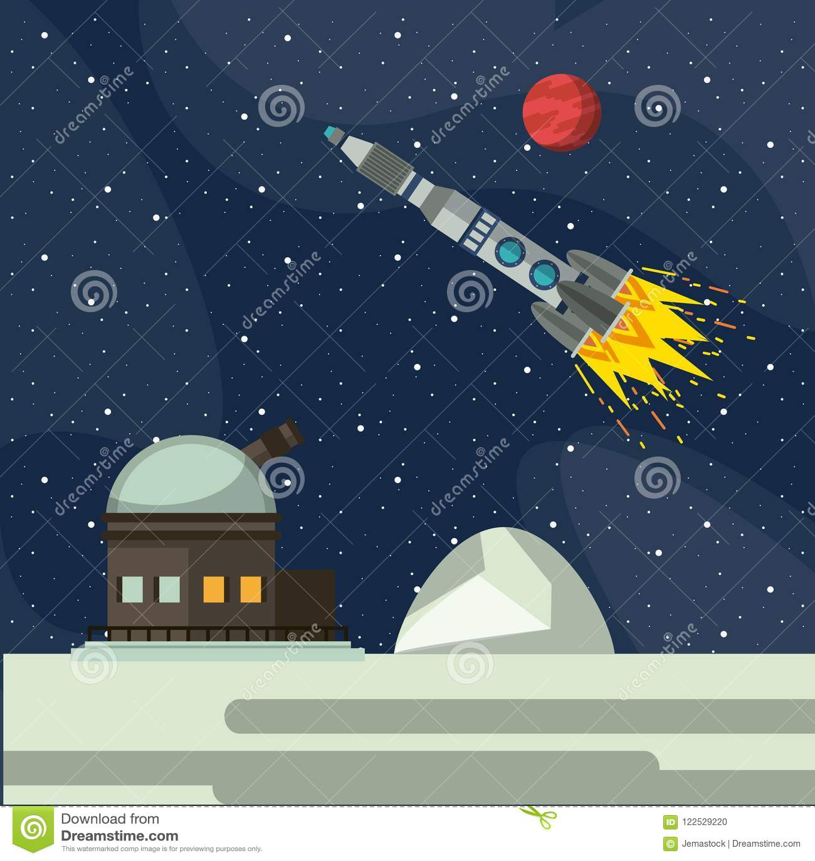 Aventure d exploration d espace