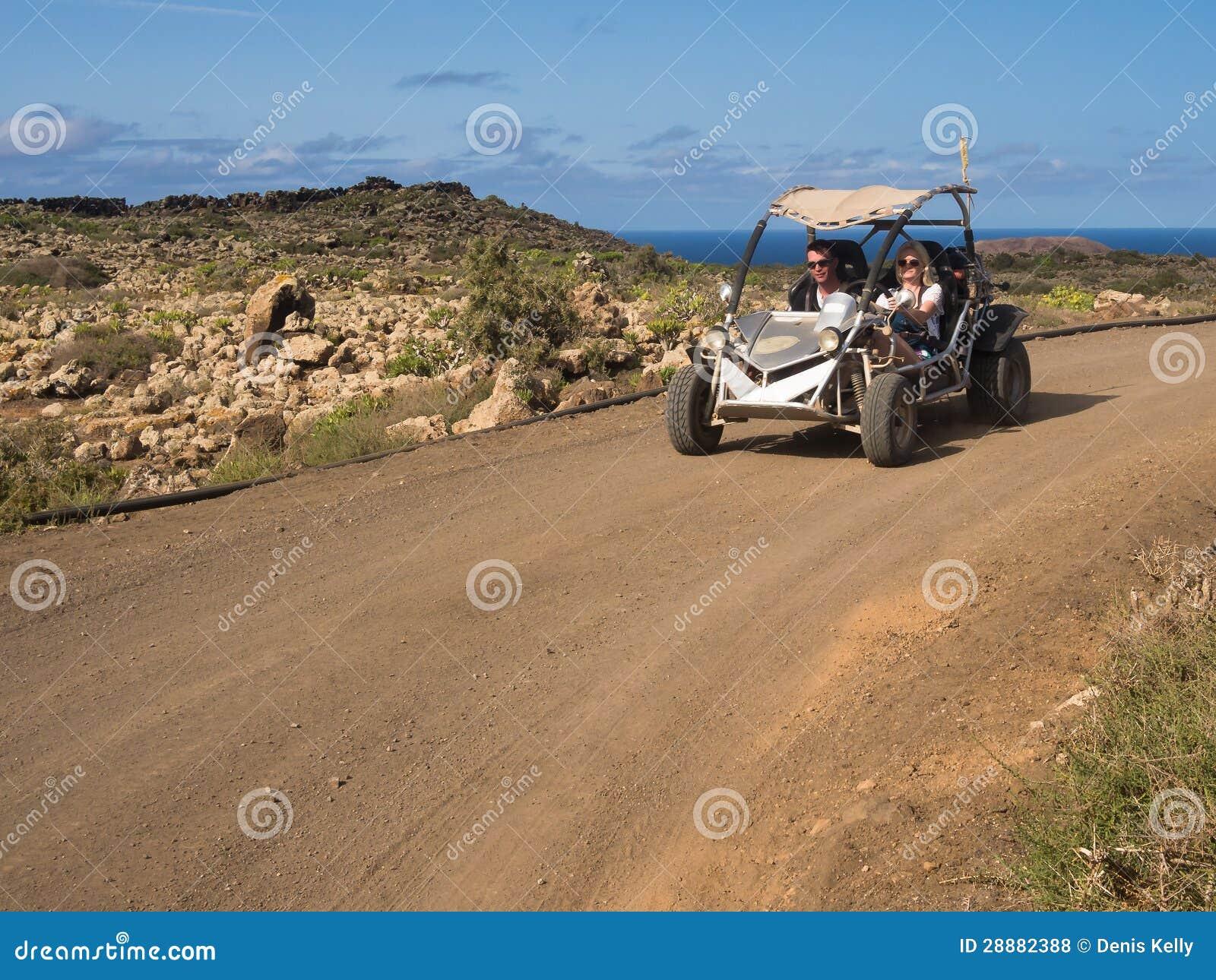Aventure de poussette dunaire, Îles Canaries