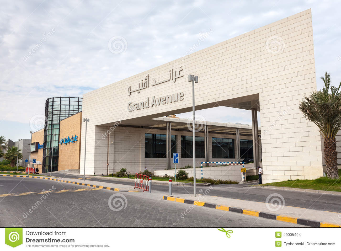 the avenues mall in kuwait middle east editorial stock image image 49005404