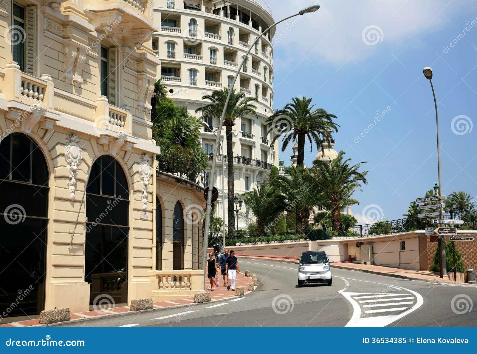 Aveny Princesse Alice Monaco Monte Carlo
