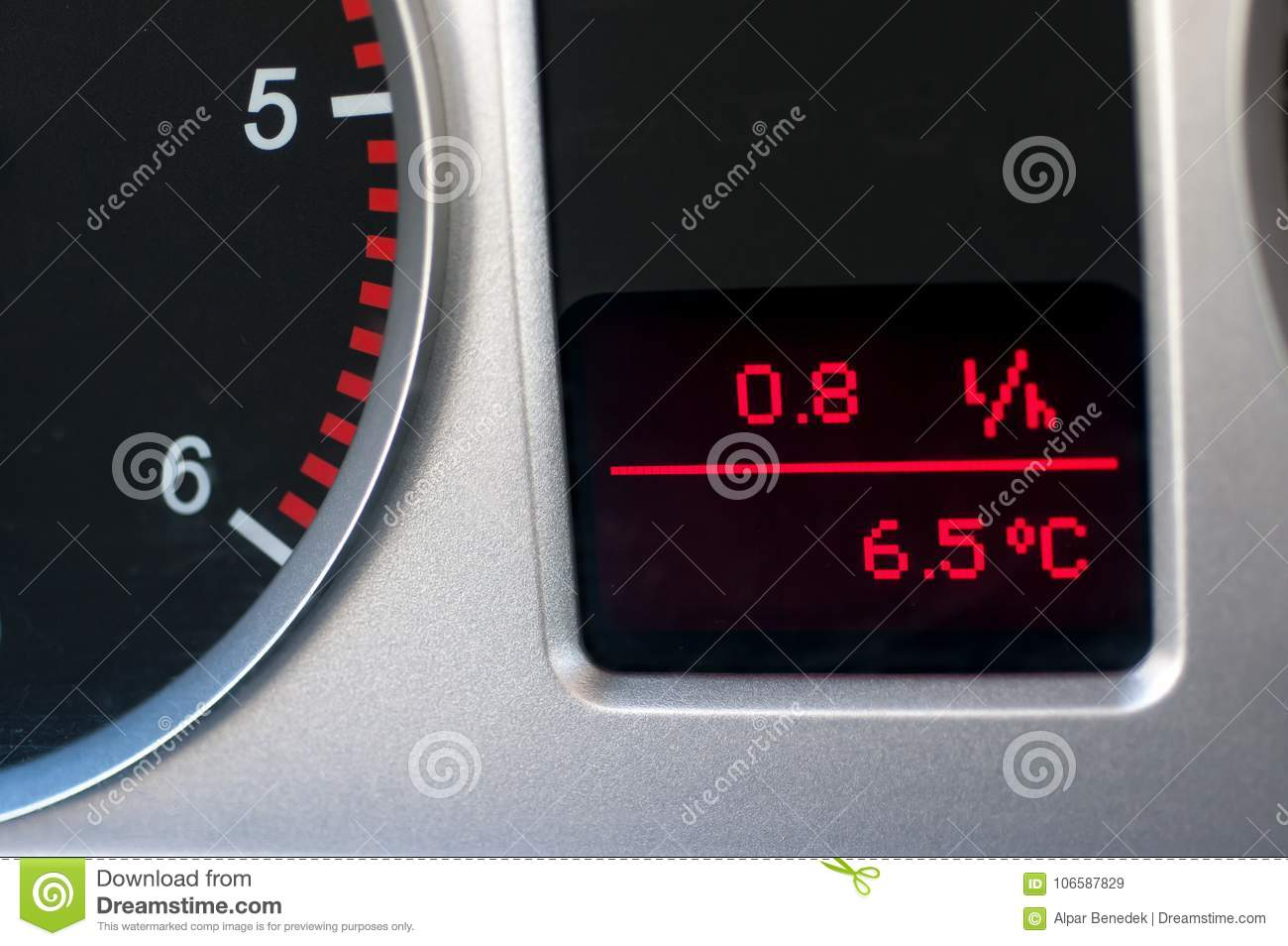Average fuel consumption