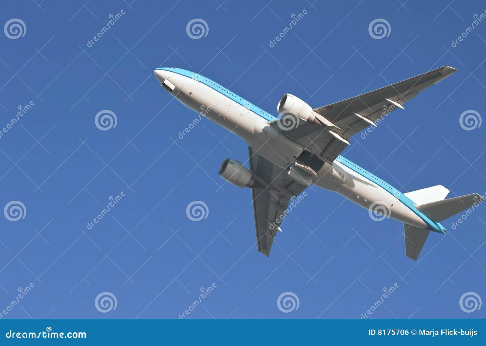 Avgå för flygplan