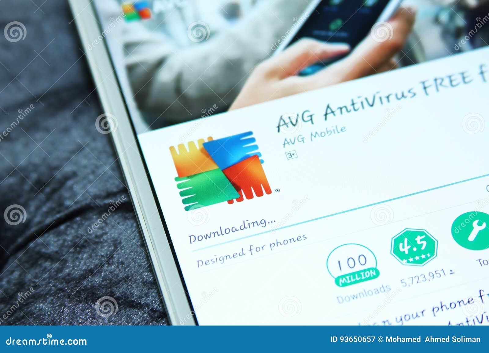 free avg antivirus download for tablet