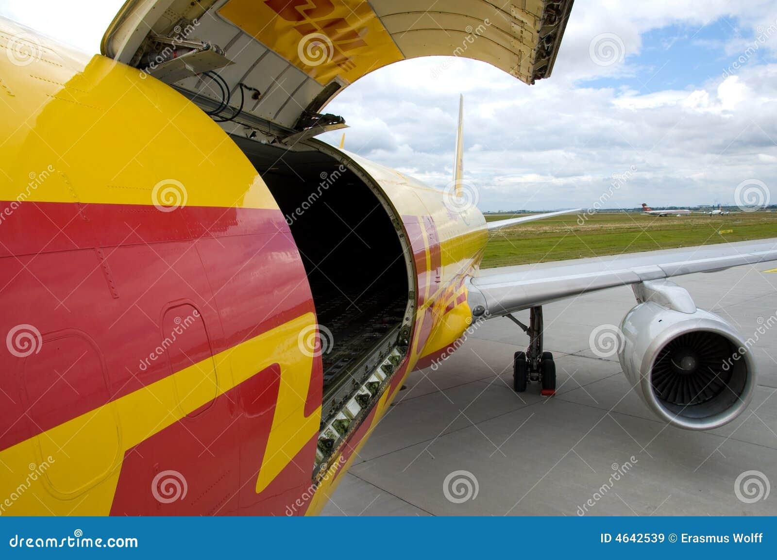 Avião da carga