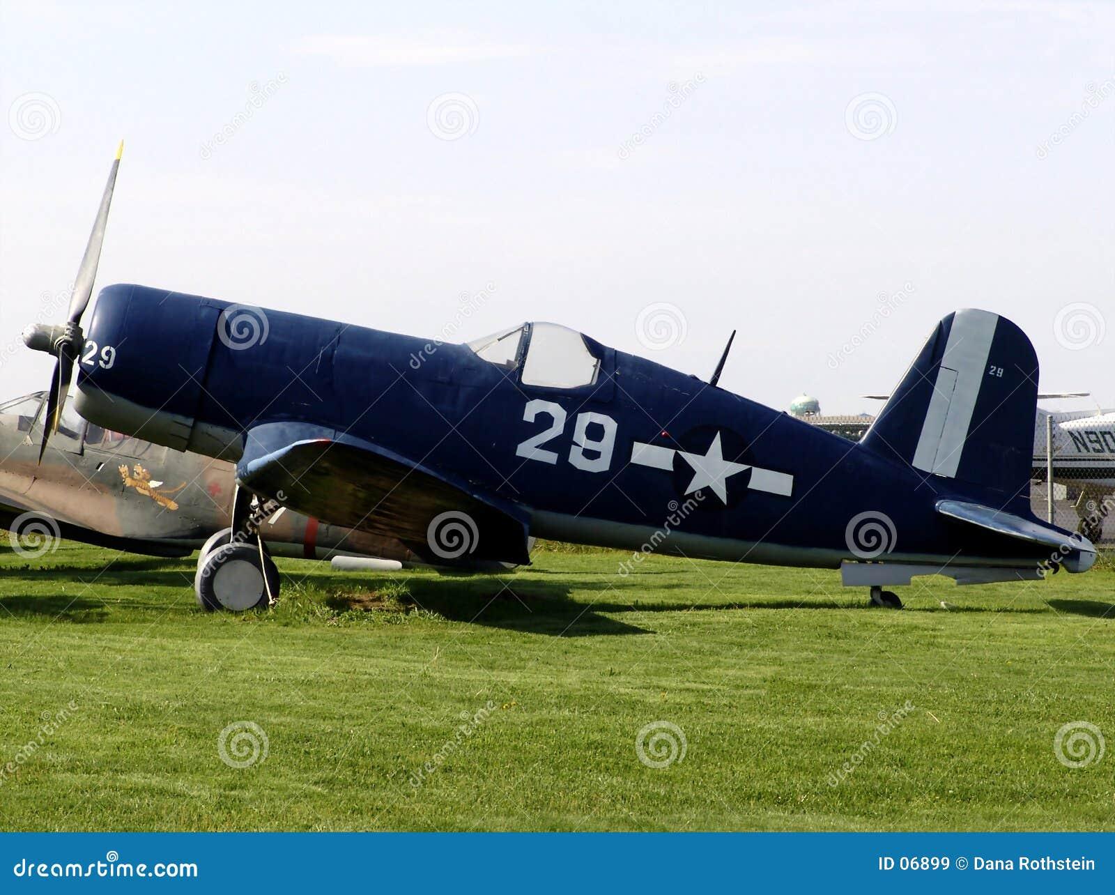 Avião de combate - WWII