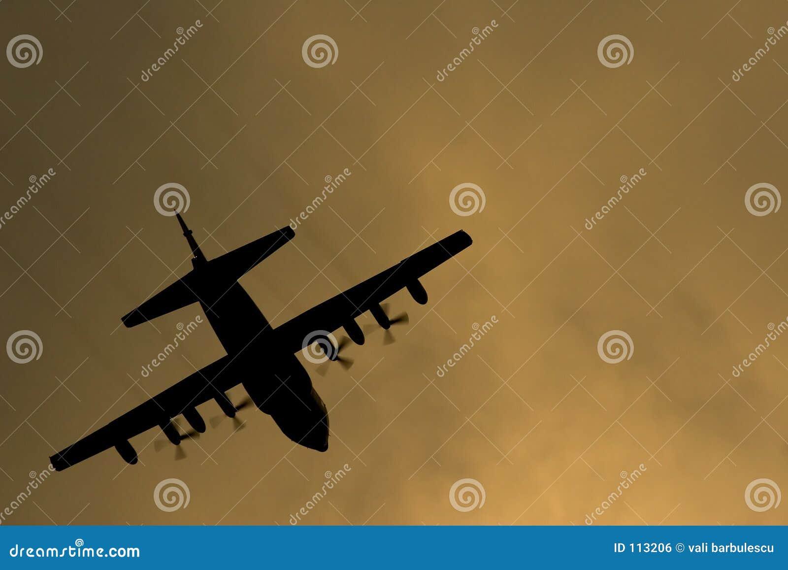 Avião de Hercules