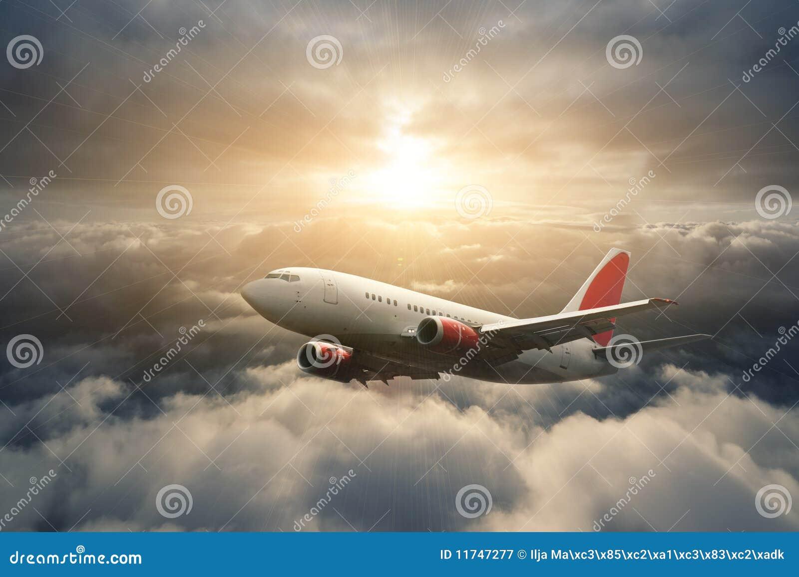 Avião do vôo