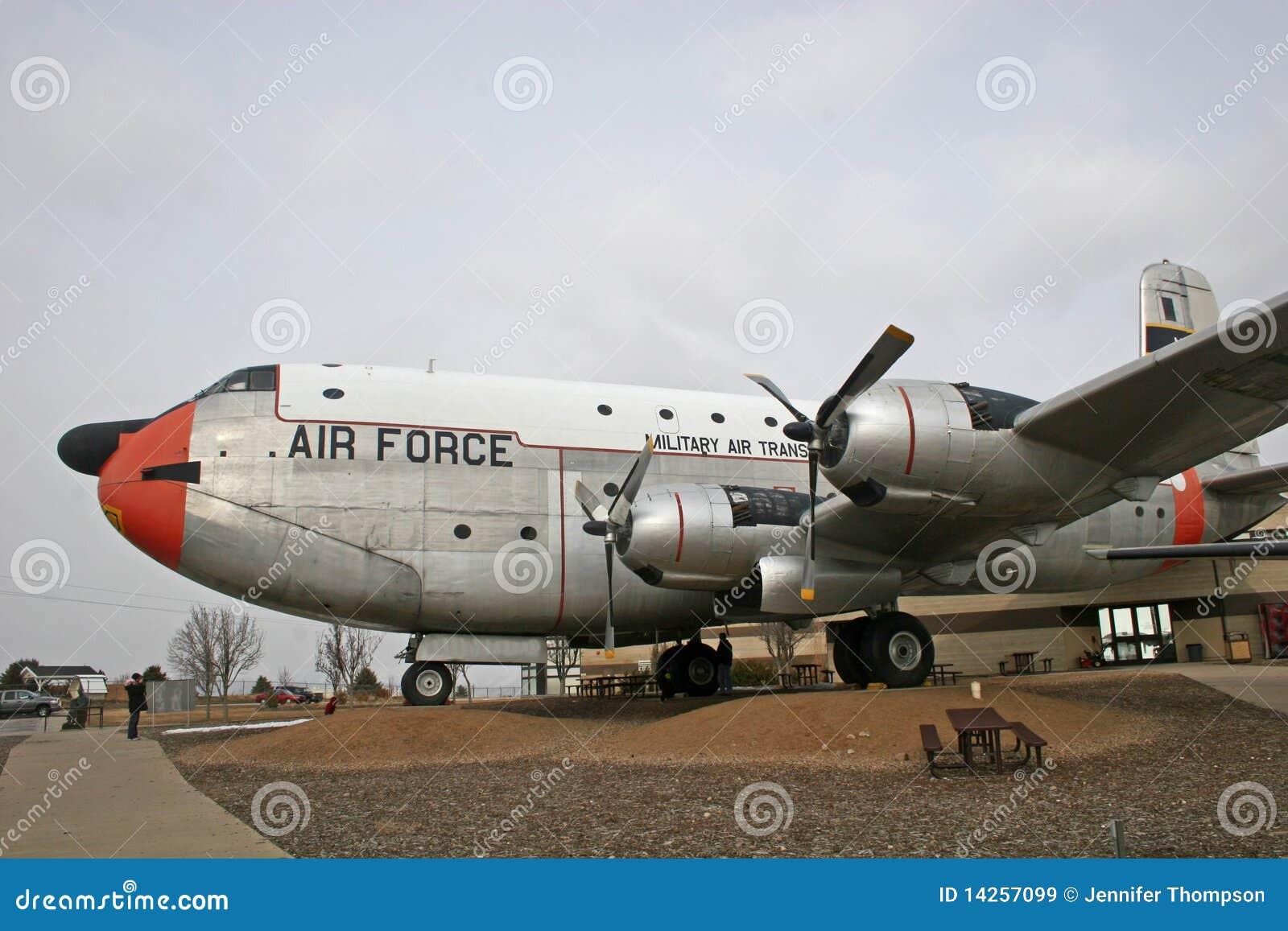 Avião do vintage