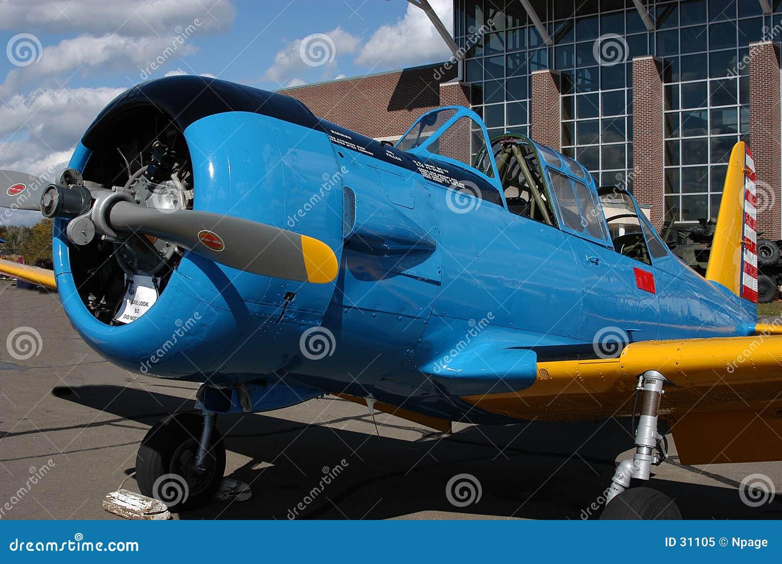 Avião II da antiguidade