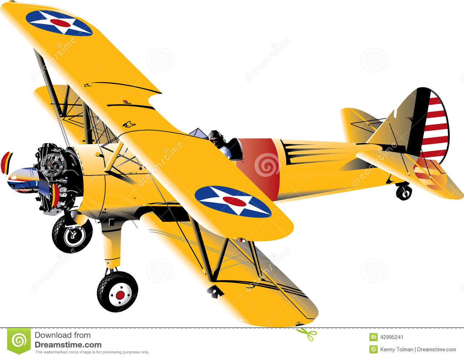 Avión de Stearman