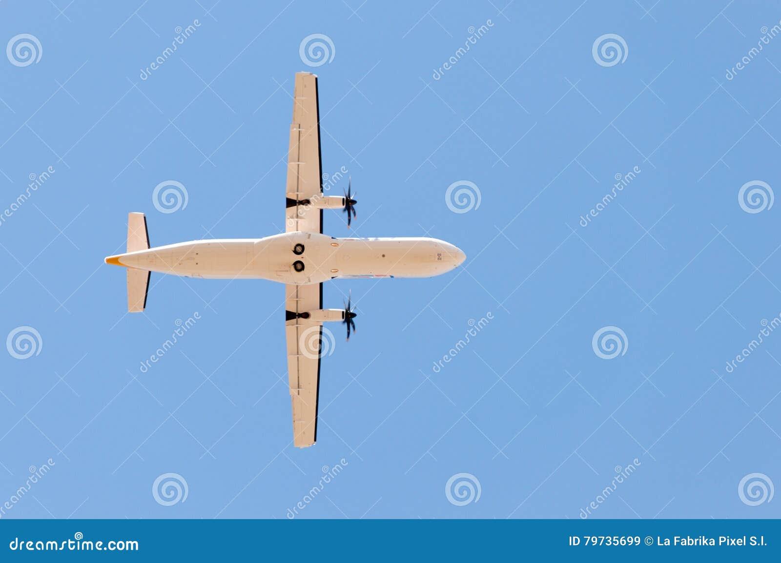 Avión del vuelo