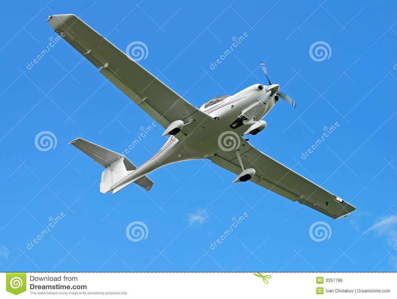 Aviões leves do passatempo