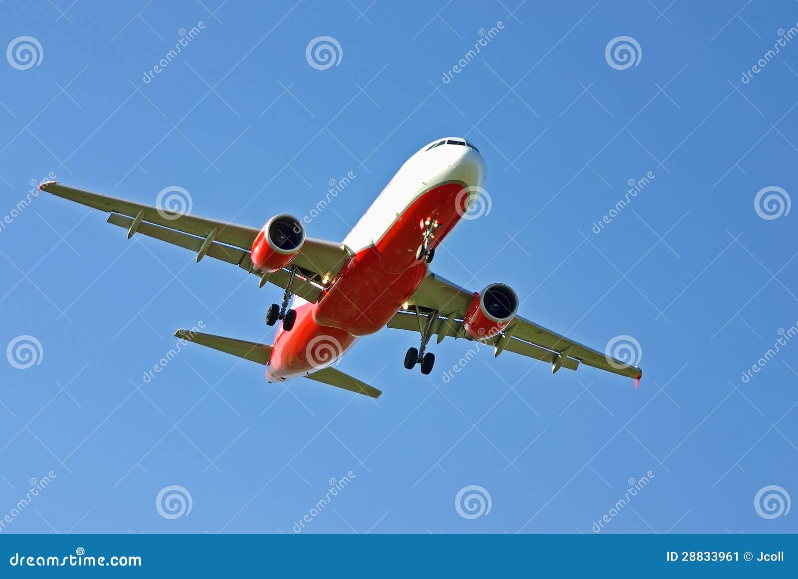 Imagem de Stock: Aviões vermelhos e brancos #B82513 1300 961