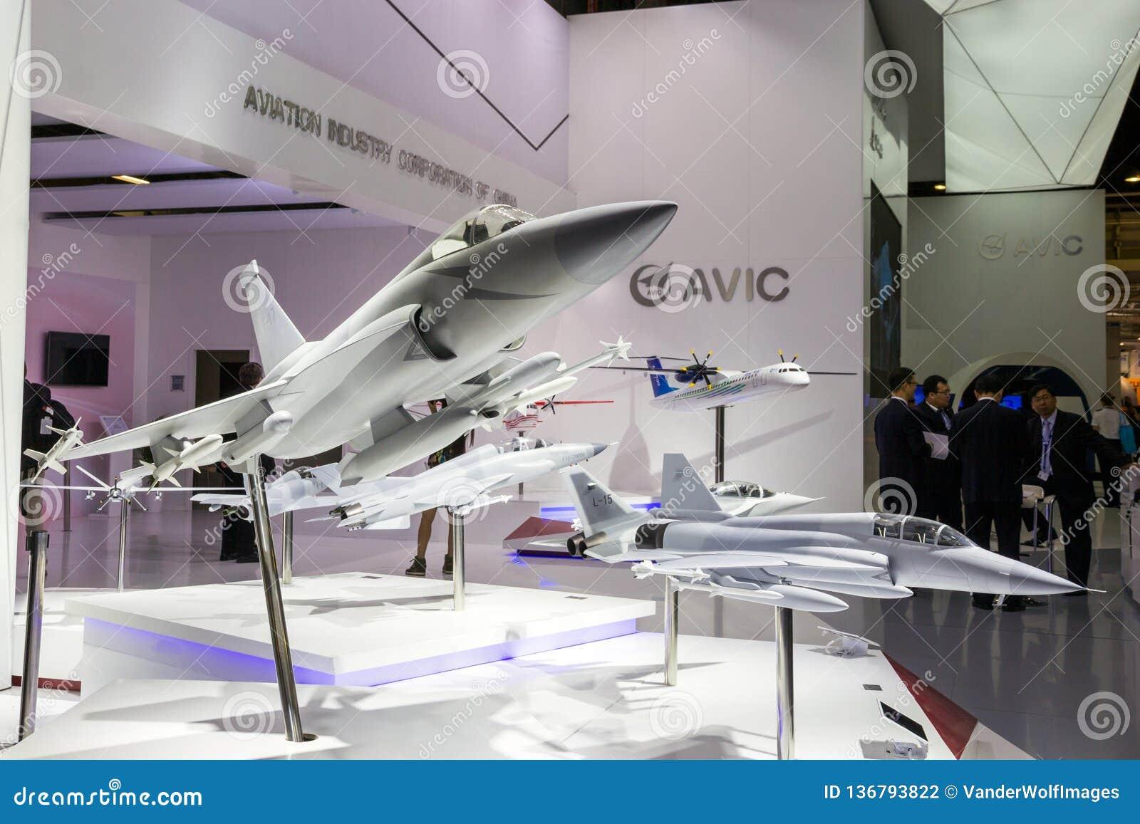 Aviation Industry Corporation Of China (AVIC Editorial ...