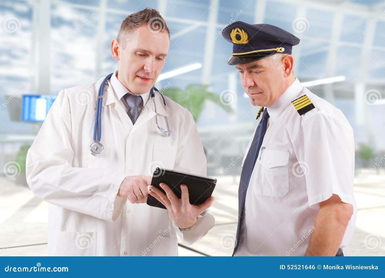 Aviazione dell aeromedicina