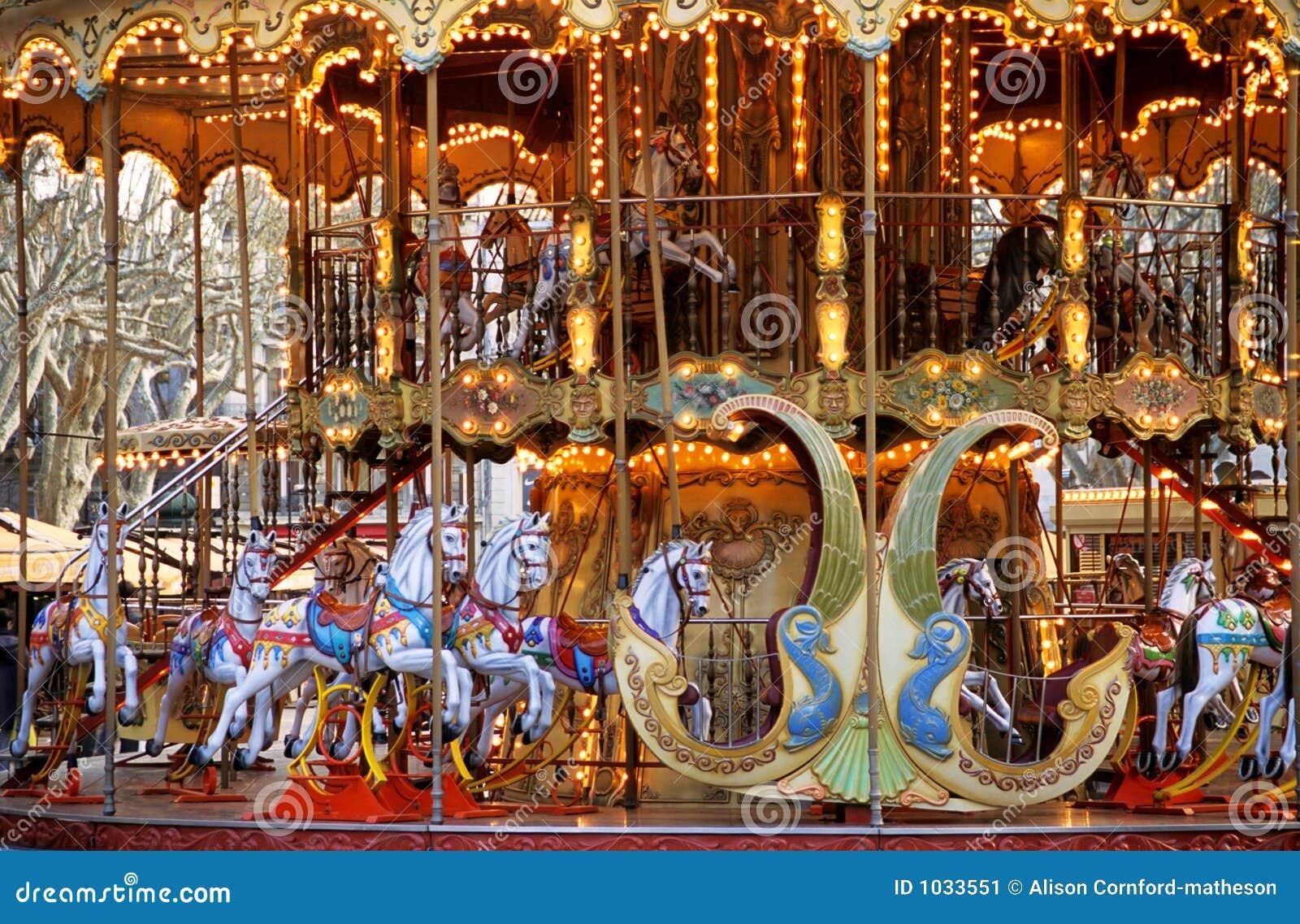 Avignon karusell