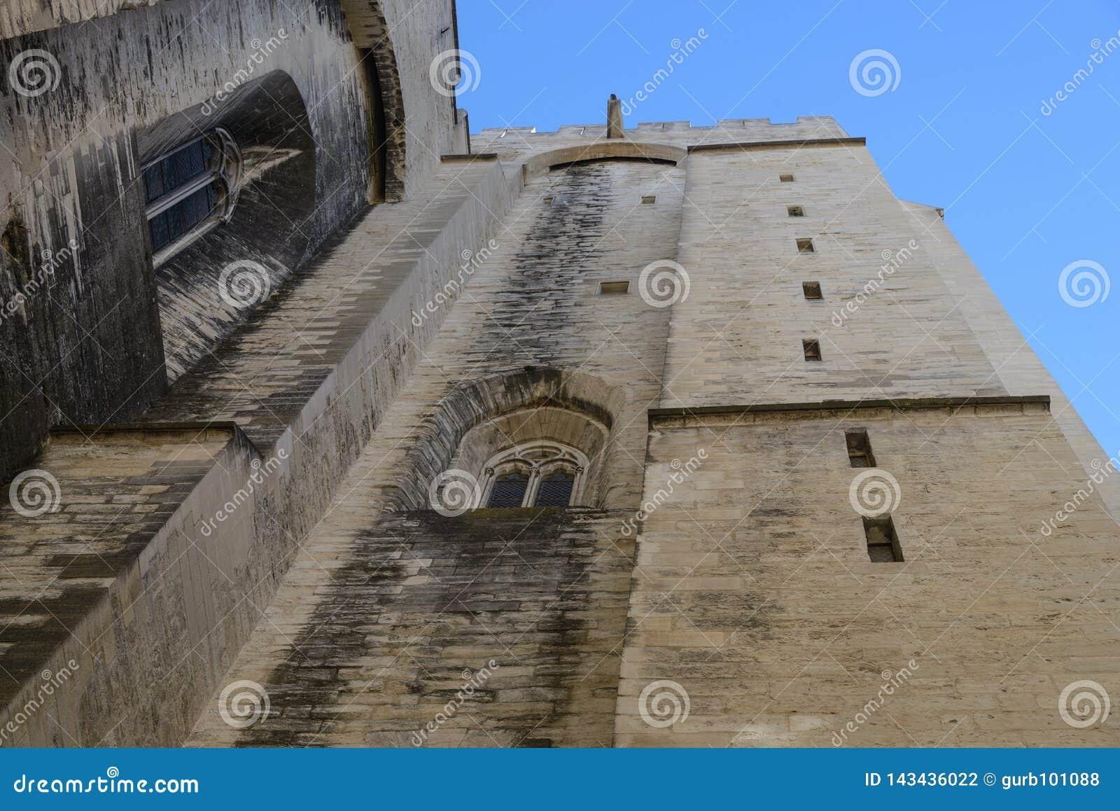 Avignon: Paleis van de Pausen