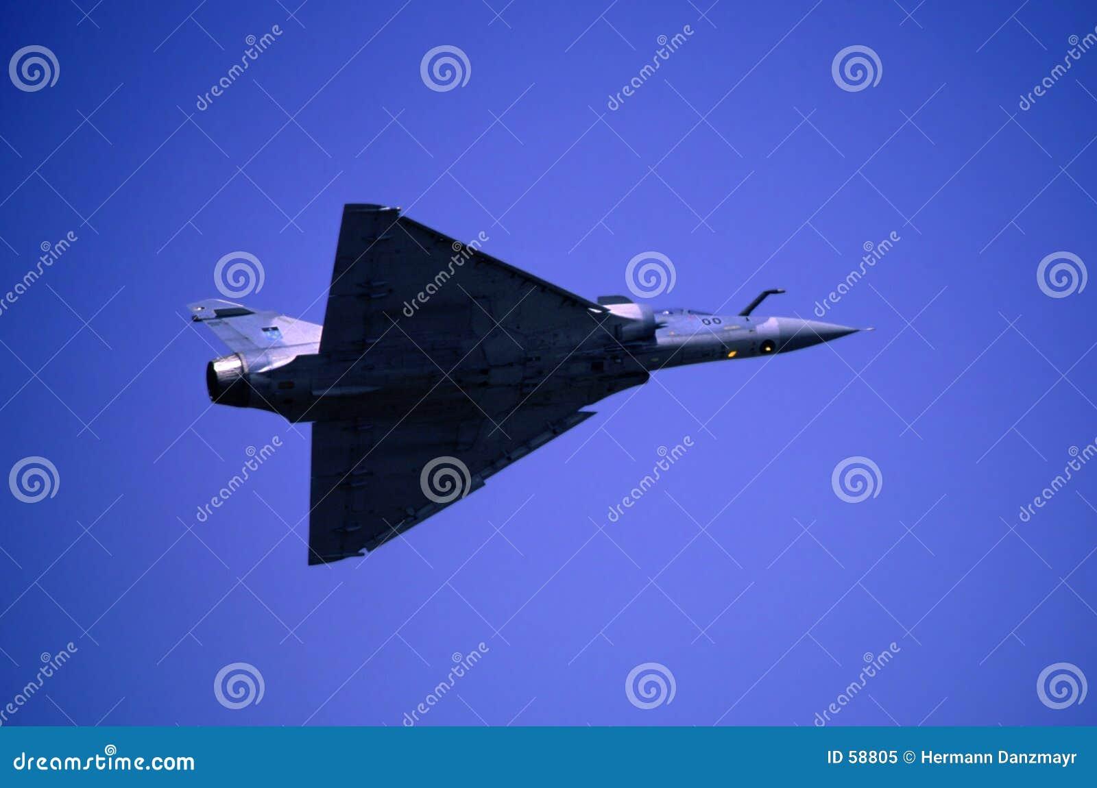 Download Avion à réaction image stock. Image du ailes, airshow, métier - 58805