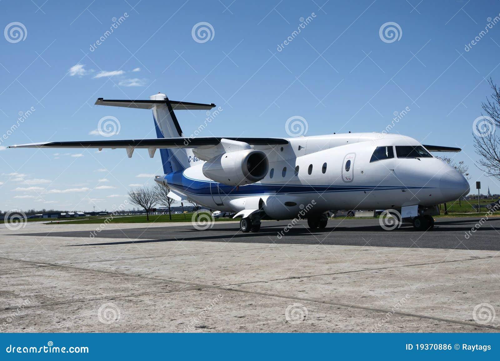 Avion à réaction d affaires