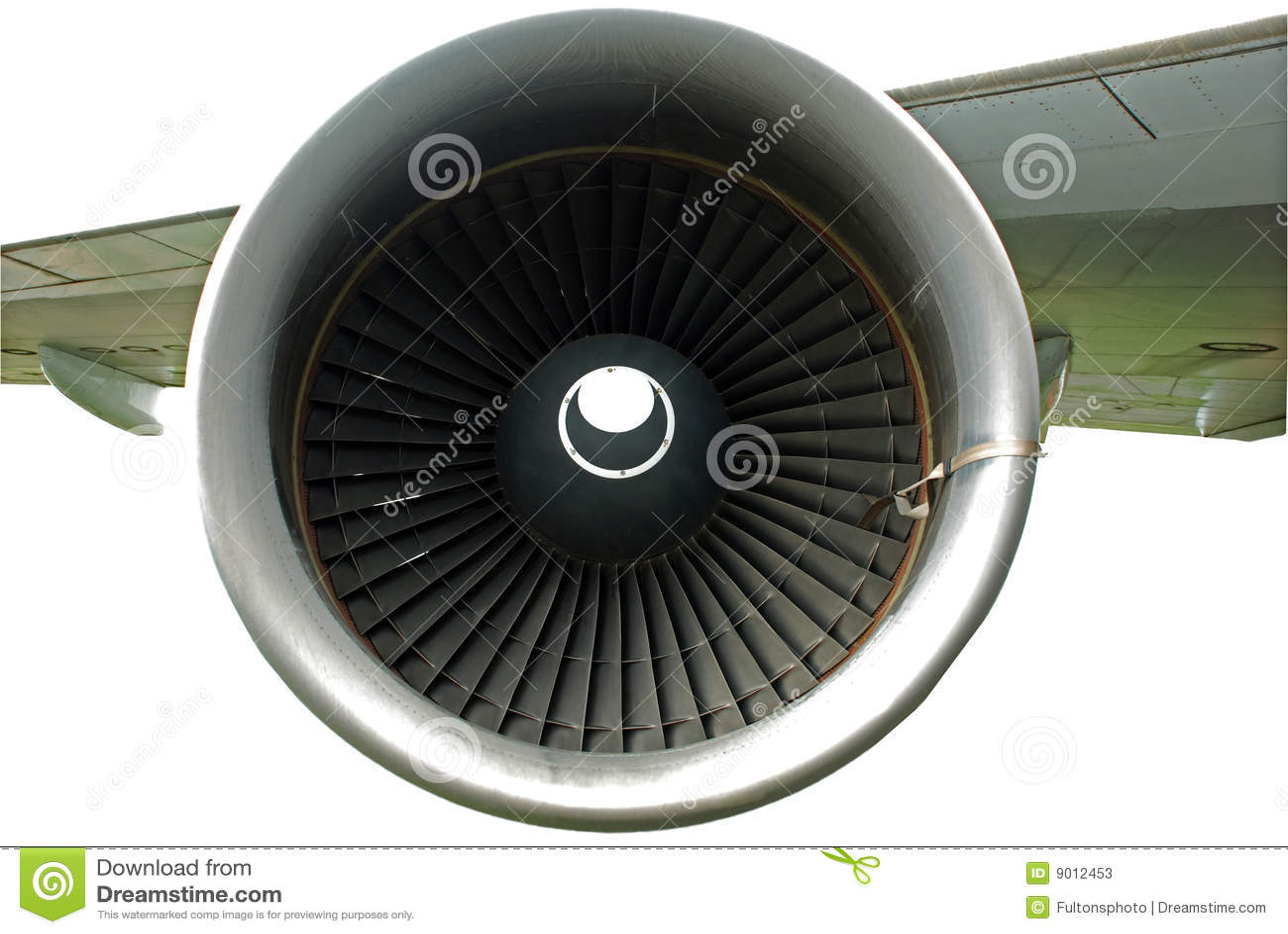 Avion à réaction d engine