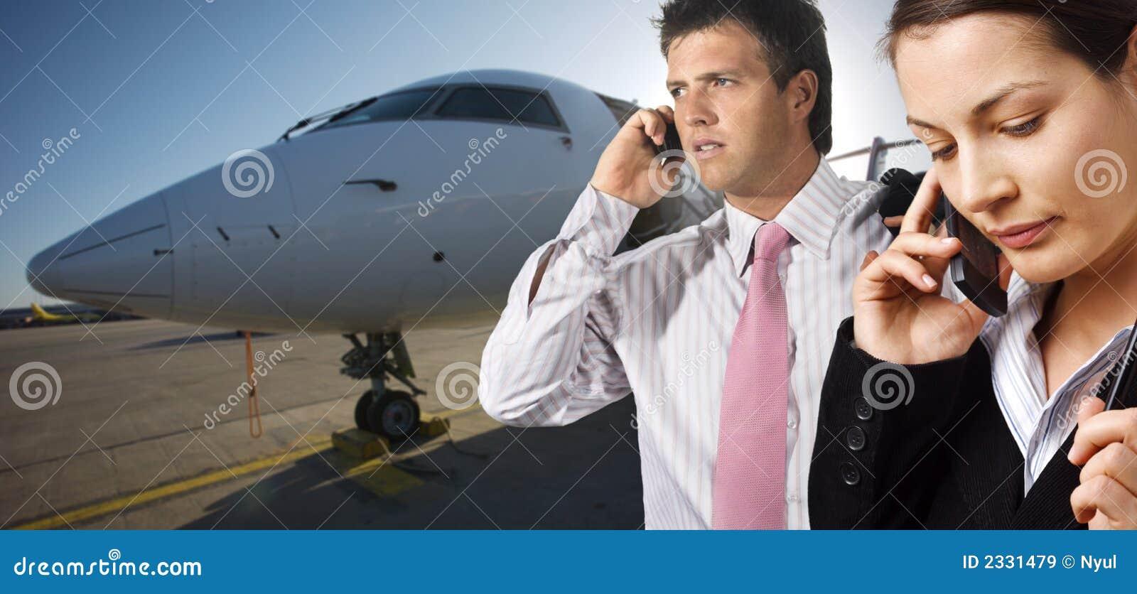 Avion à réaction de corporation
