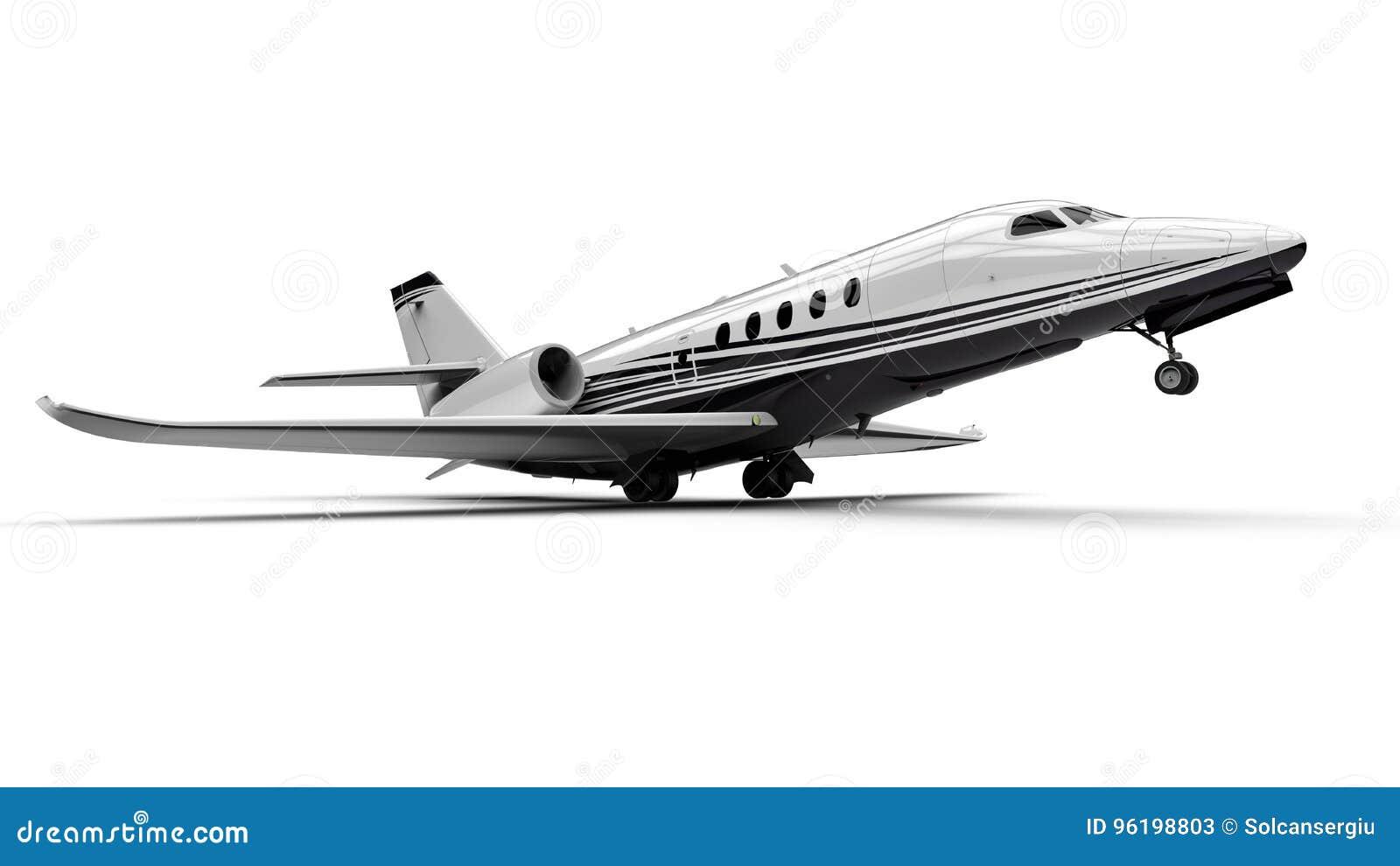 Avion à réaction privé