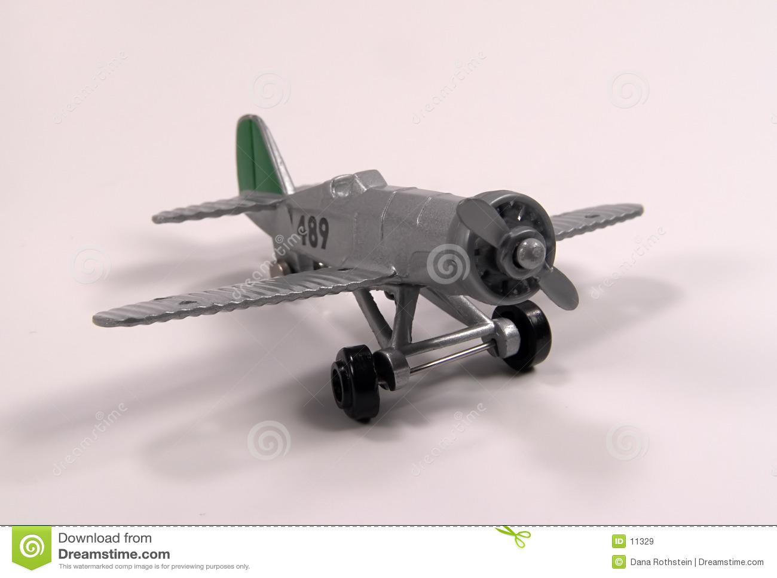 Avion 2 de jouet