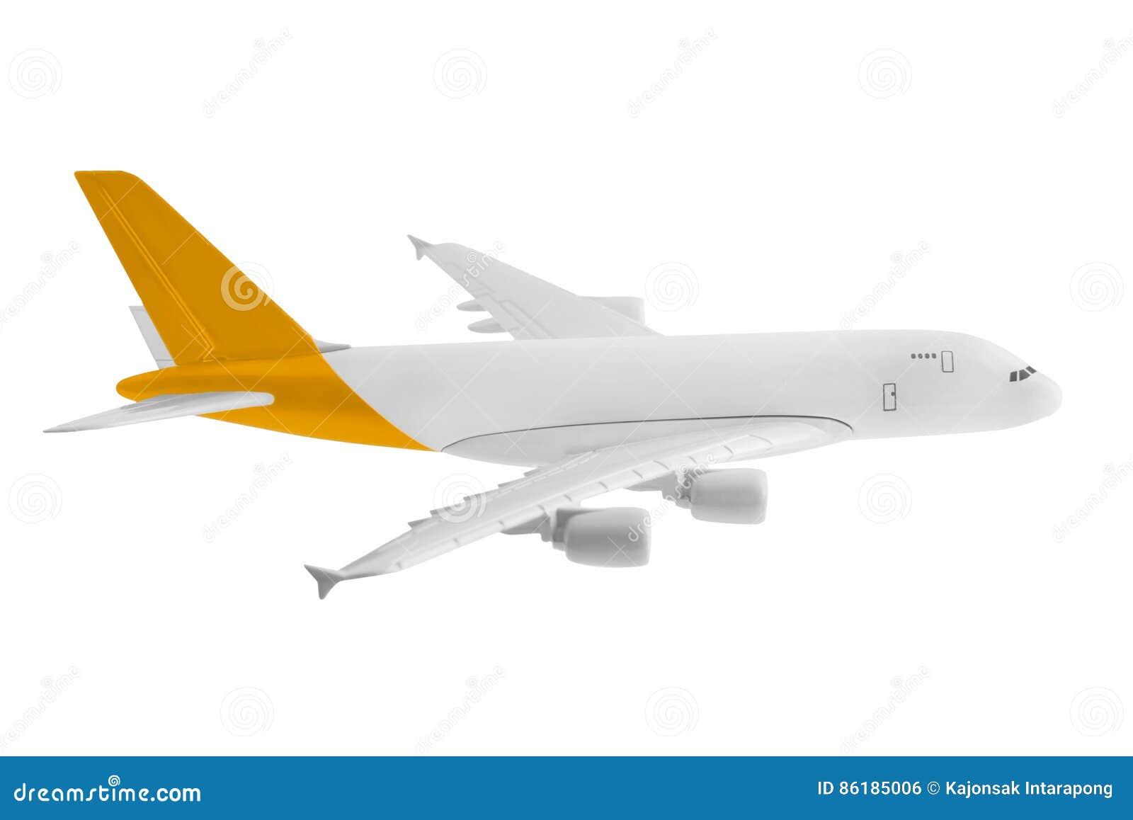 avion avec la couleur jaune photo stock image du. Black Bedroom Furniture Sets. Home Design Ideas